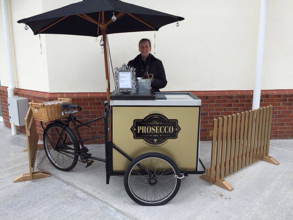 Prosecco Mobile Bar Corporate And Private Events