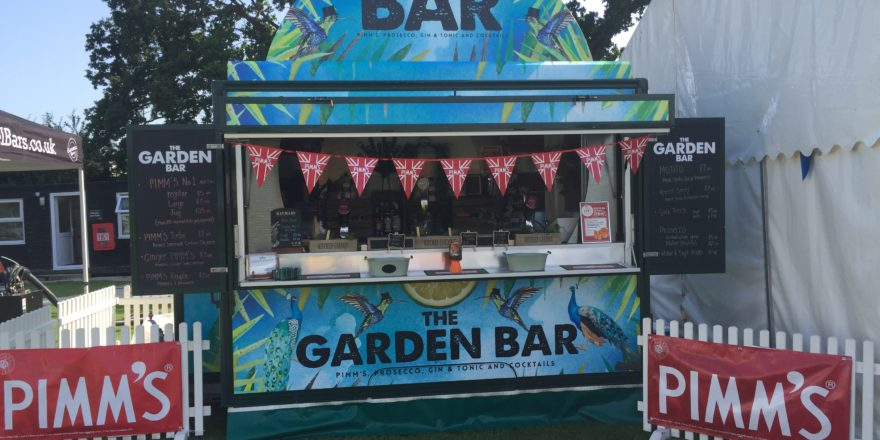 Mobile Festival Bar