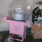 Candyfloss Cart Hire