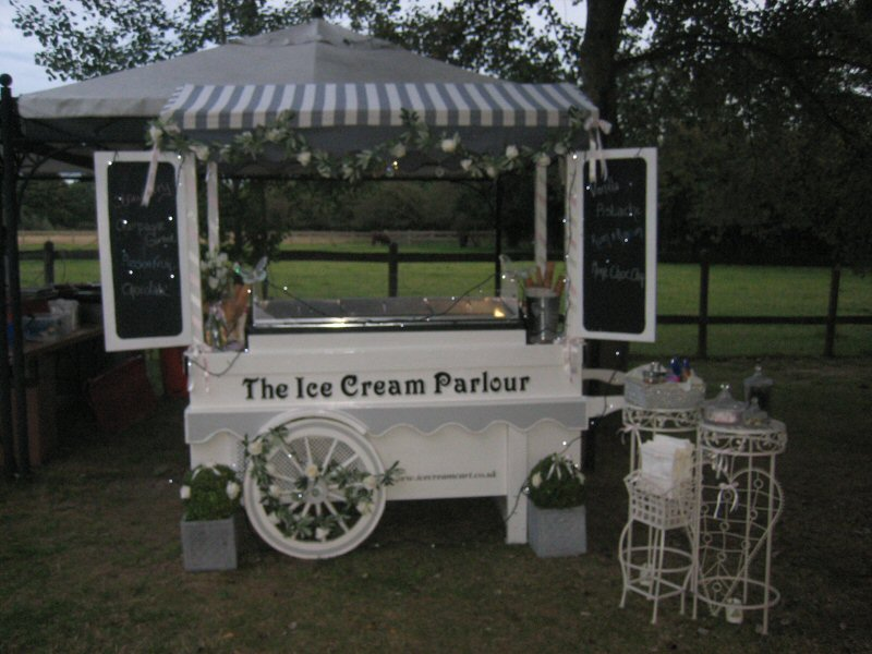 Ice Cream Carts Corporate And Private Events Festivals