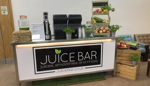Mobile Juice Bar