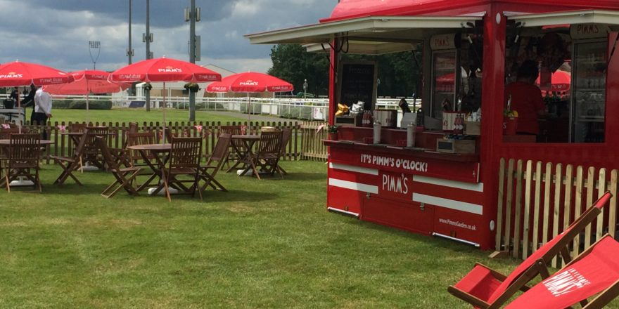 Pimms Mobile Bar Corporate And Private Events Festivals