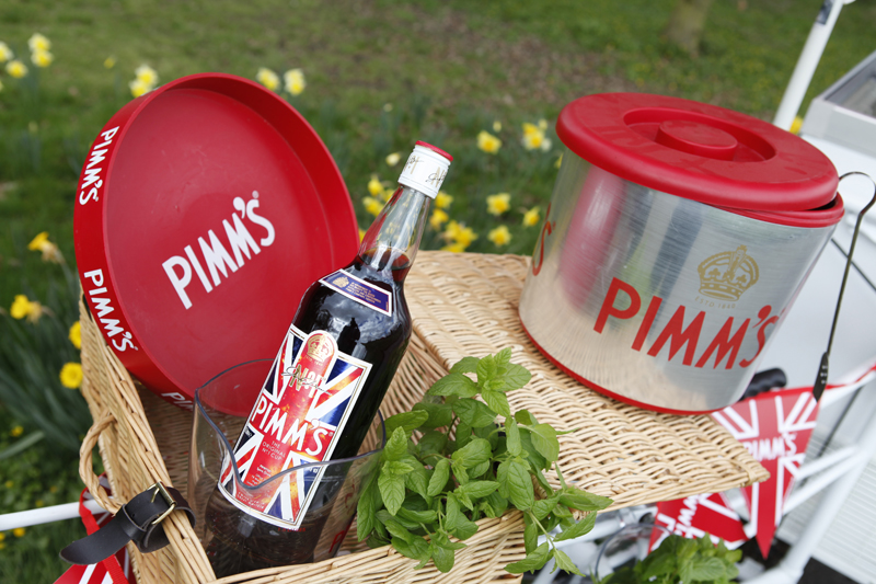 Pimms Mobile Bar Mobile Food And Drink Carts Tricycles
